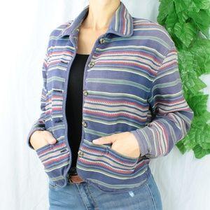 Vintage Liz Wear Cropped Jacket/Blazer Sport Coat